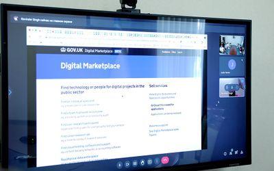 Специалисты Центра электронного правительства ознакомились с технологическим развитием цифрового правительства Великобритании