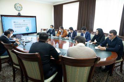 Встреча с консультантом из Республики Корея